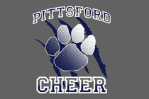 Friends of Pittsford Cheerleading logo