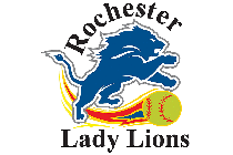 Rochester Lady Lions logo