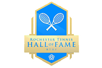 Rochester Tennis Hall of Fame logo